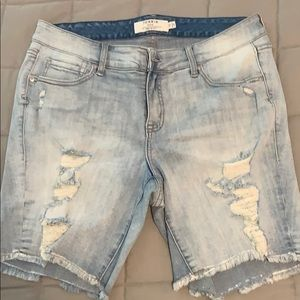 Torrid Distressed Shorts